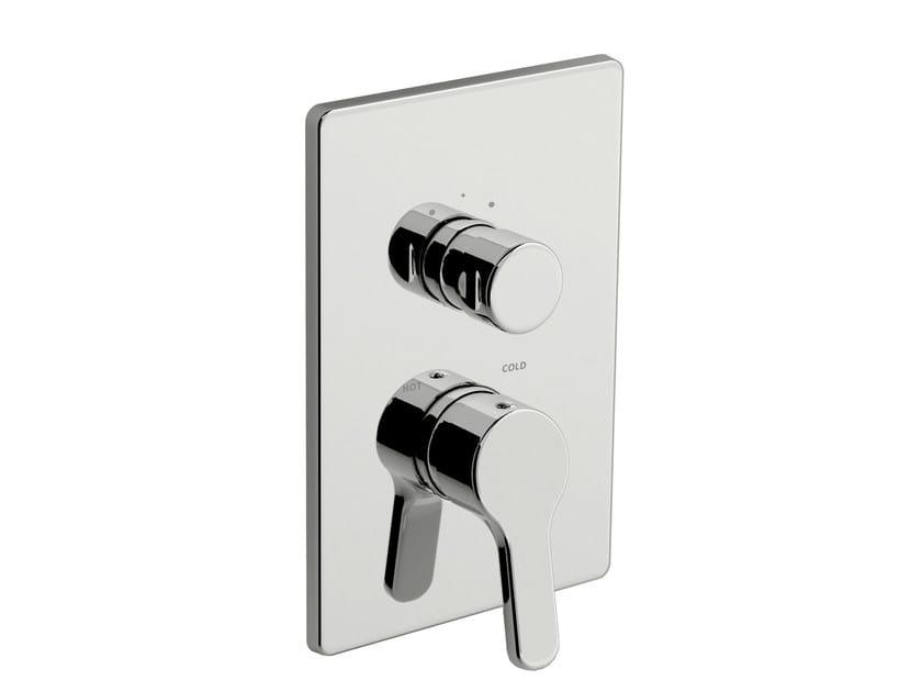Miscelatore per doccia con deviatore READY 43 - 4350178 - Fir Italia