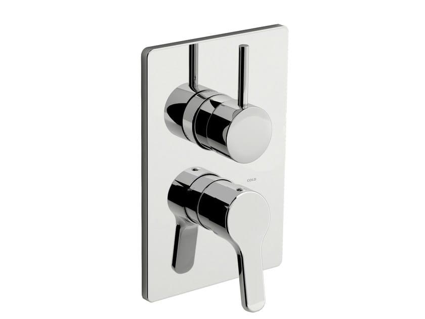 Miscelatore per doccia con deviatore READY 43 - 4350188 - Fir Italia