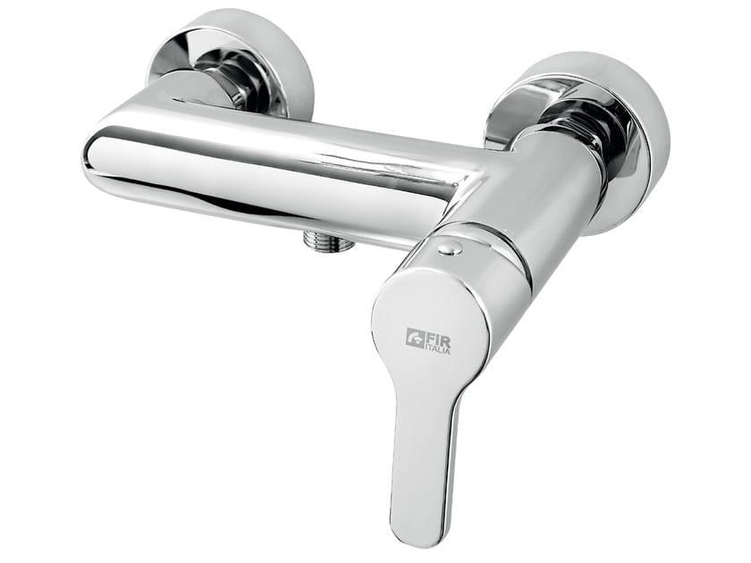 Miscelatore per doccia a 2 fori monocomando READY 43 - 4354050 - Fir Italia