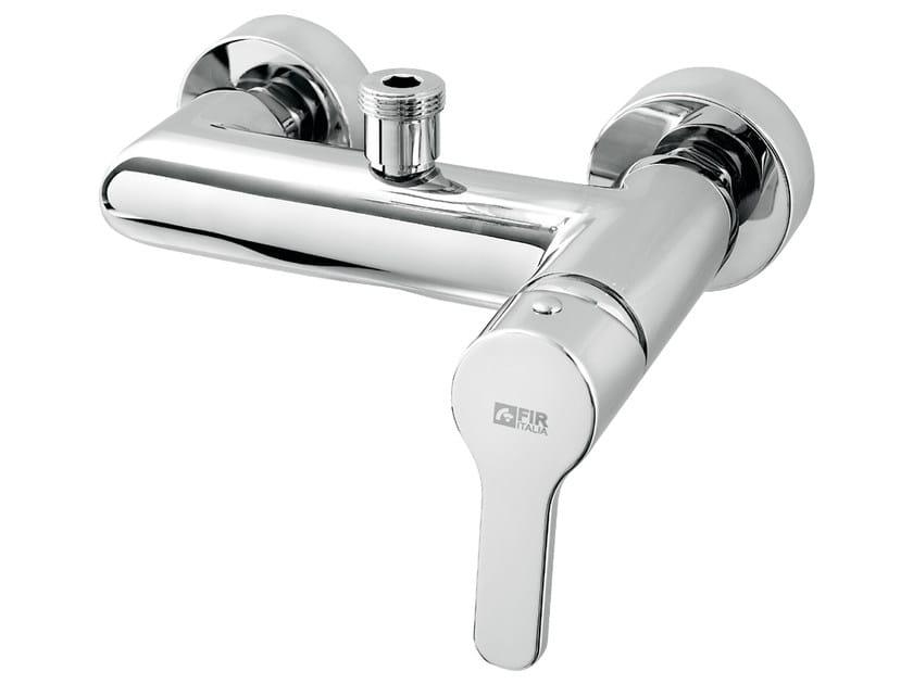 Miscelatore per doccia a 2 fori monocomando READY 43 - 4354060 - Fir Italia