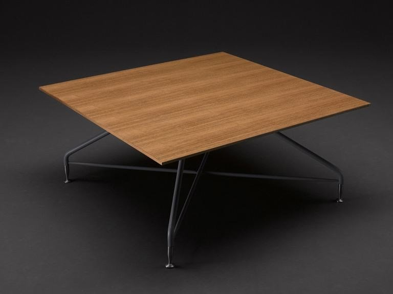 Square wooden table READY - Paolo Castelli