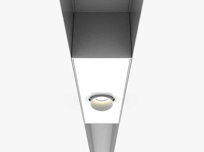 Faretto a LED da incasso FARETÈN | Faretto da incasso - LUCIFERO'S