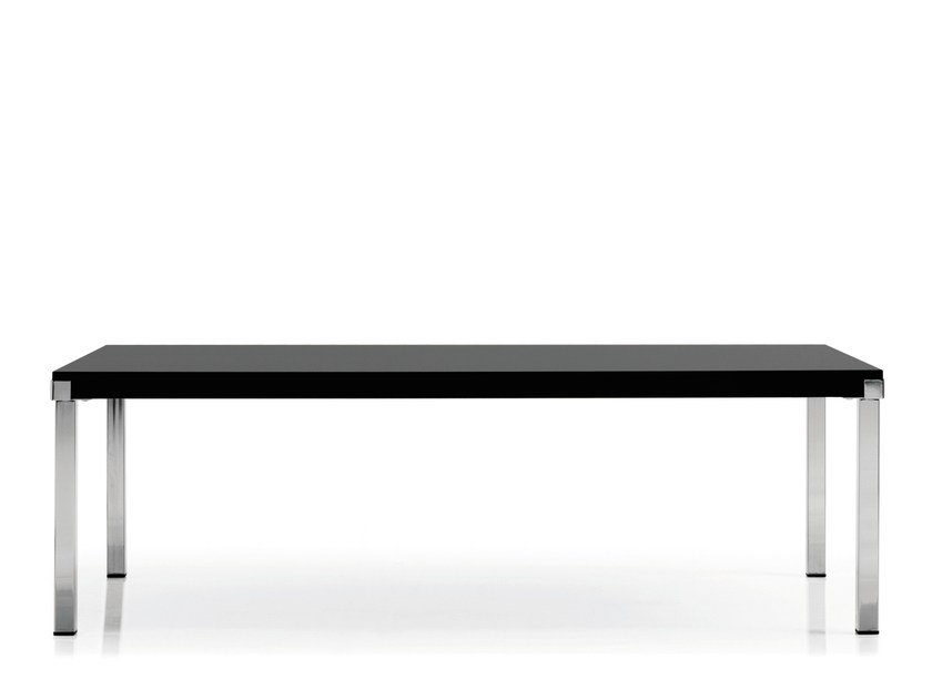 Rectangular coffee table Coffee table by Emmegi
