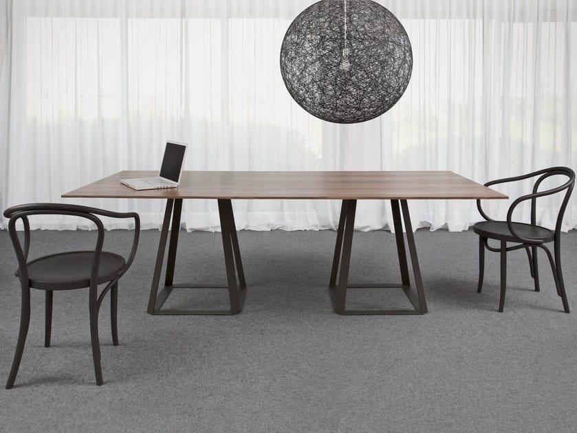 Tavolo rettangolare H2 | Tavolo rettangolare - BALMA