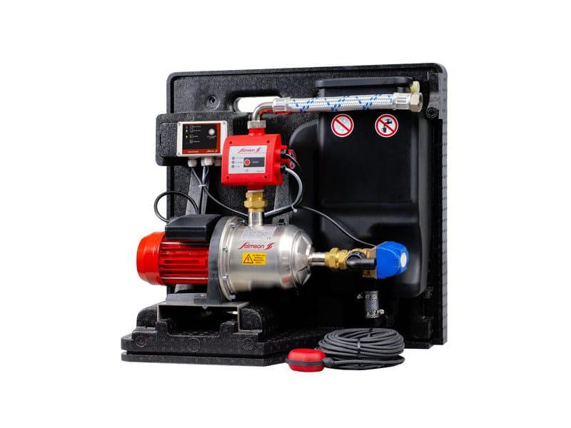 Dispositivo di gestione delle acque piovane RECUPEO HOME - SALMSON