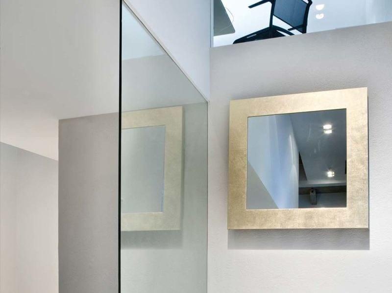 Wall-mounted aluminium decorative radiator REFLEX - RIDEA