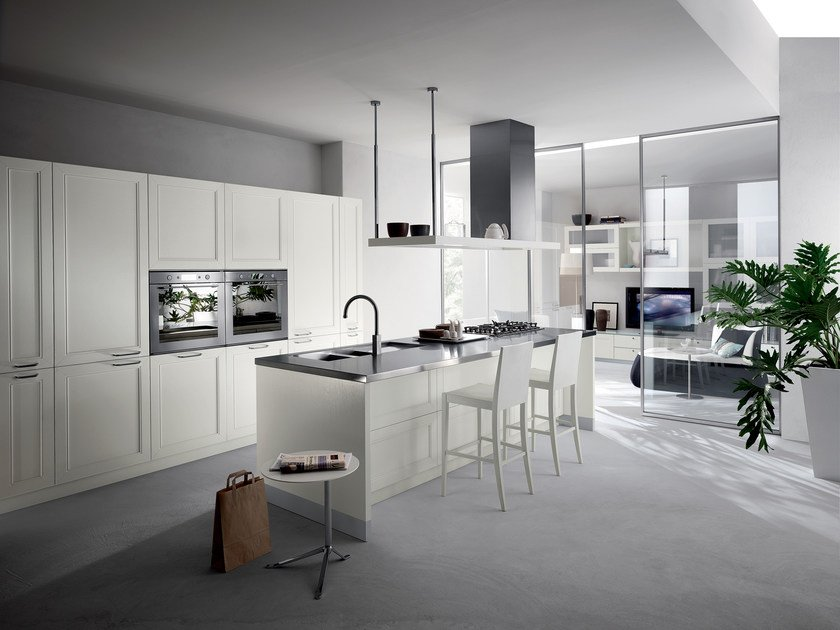 Fitted kitchen REGARD - Scavolini