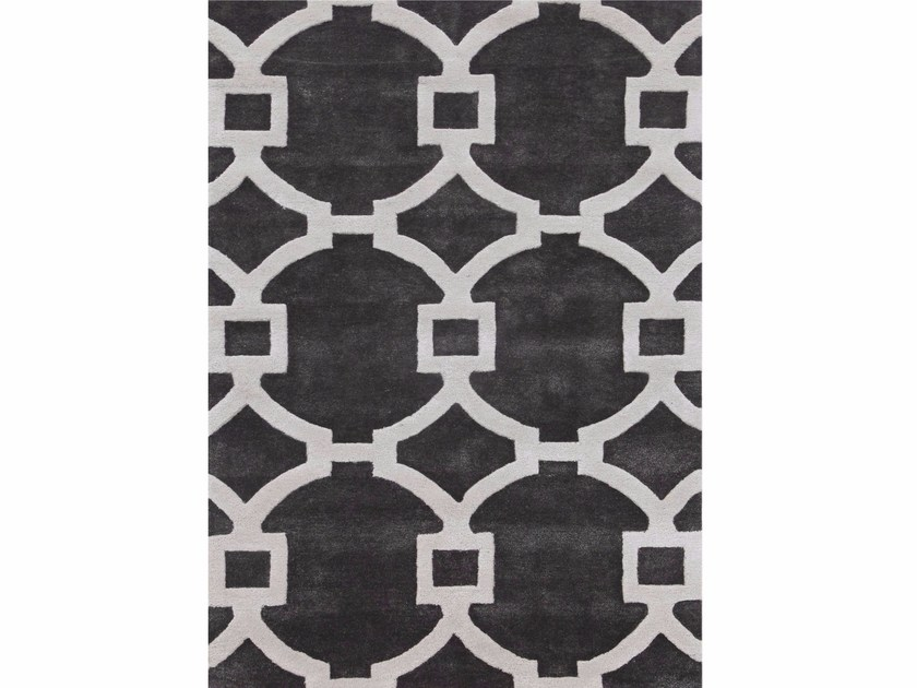Rug with geometric shapes REGENCY - Jaipur Rugs