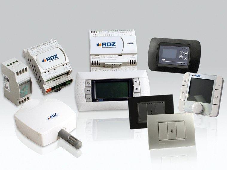 Heat regulation and hygrometric control WI | Heat regulation and hygrometric control - RDZ