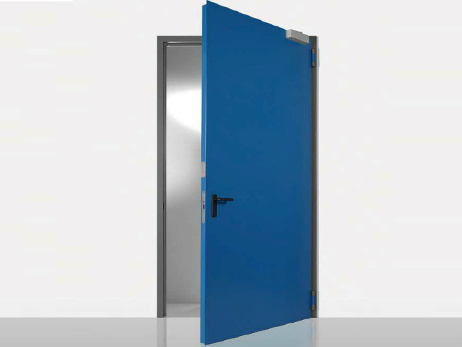 Fire door REI 30 - REI 60 - 120 by CAMPISA