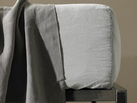 Linen fitted sheets REM - Society Limonta