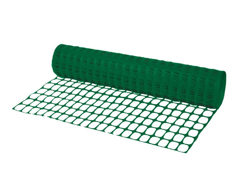 Polyethylene Construction site temporary and mobile fencing YARD MESH PLUS by Dakota