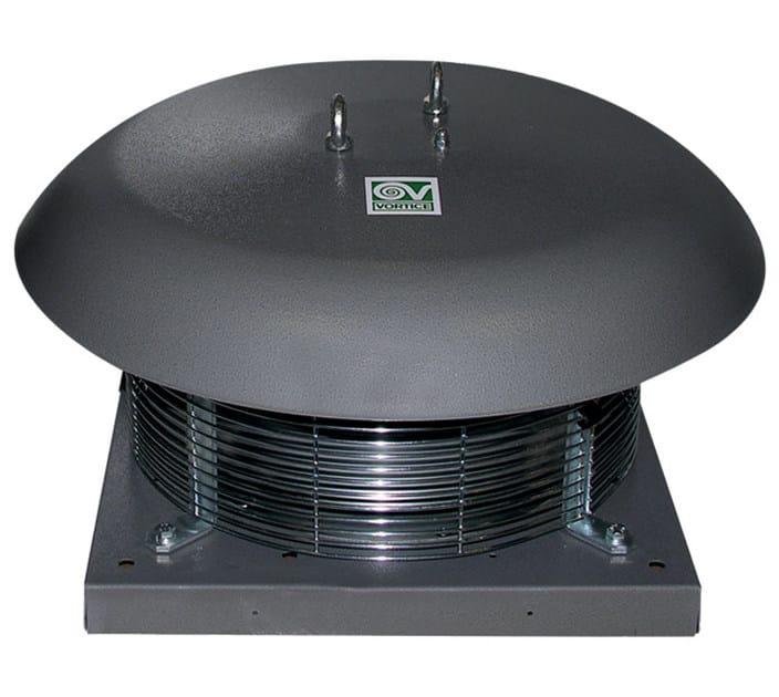 Ventilazione terziario Centrifughi In-line - Vortice