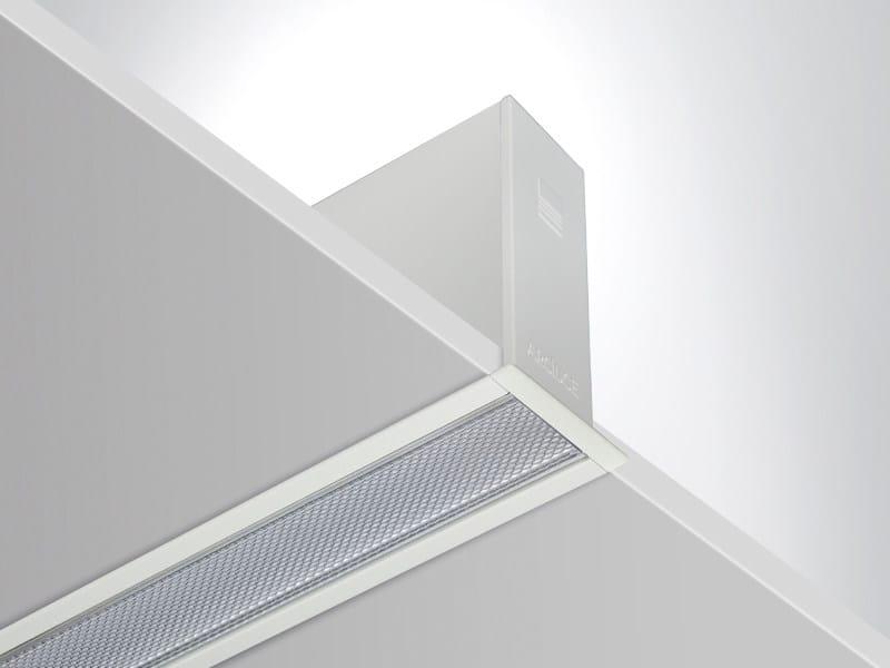 Built-in extruded aluminium LED light bar RIGO IN - Arcluce