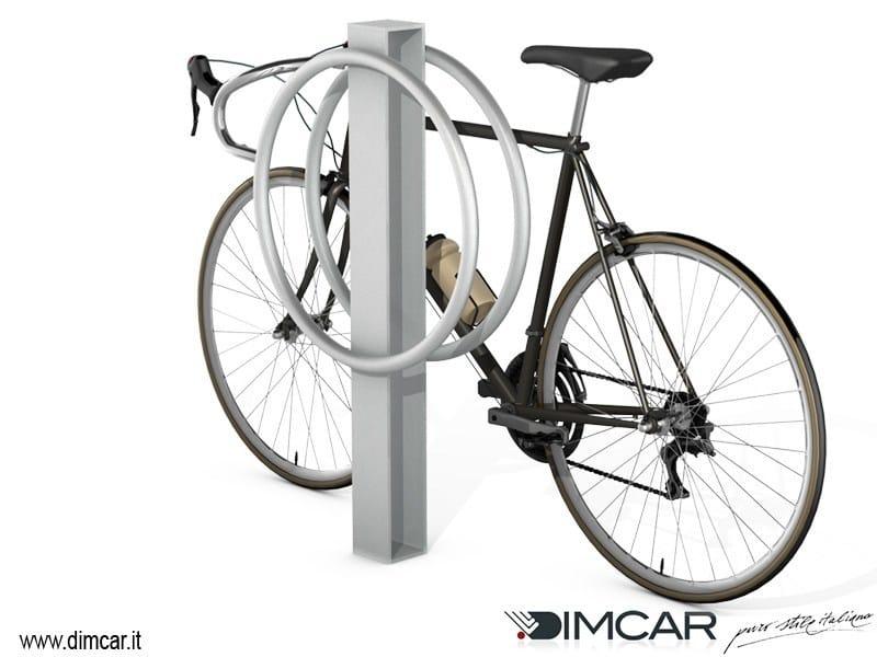 Metal Bicycle rack Portabici Ring - DIMCAR