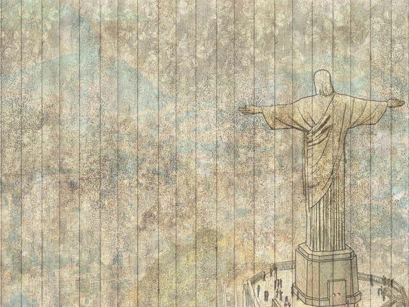 Wallpaper RIO by Wallpepper