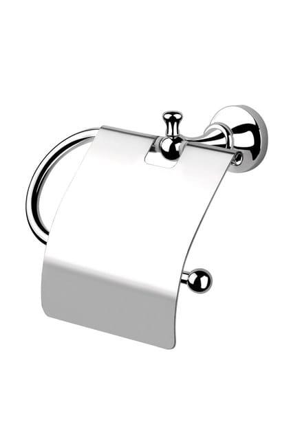 Toilet roll holder RITRÒ | Toilet roll holder - RUBINETTERIE RITMONIO