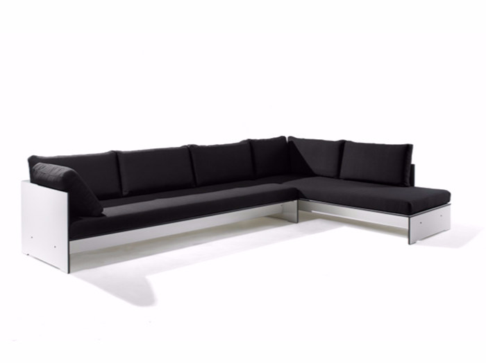 Corner sectional sofa RIVA COMBINATION C - conmoto by Lions at Work