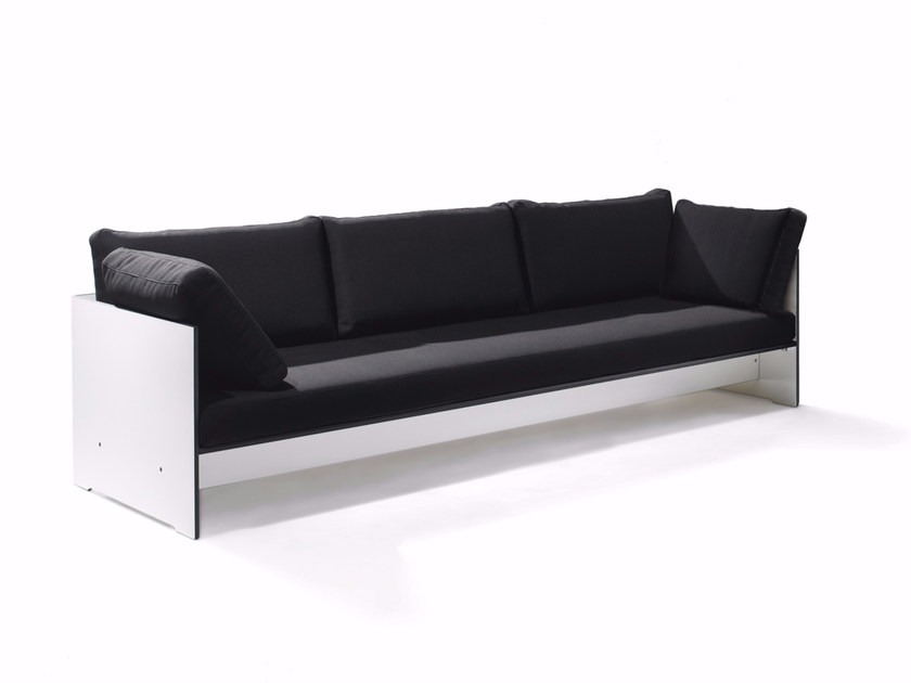 Upholstered fabric sofa RIVA | Sofa - conmoto by Lions at Work