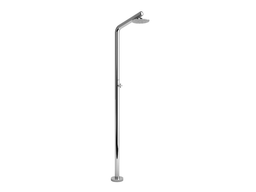 Stainless steel outdoor shower RIVA S BEAUTY - Inoxstyle