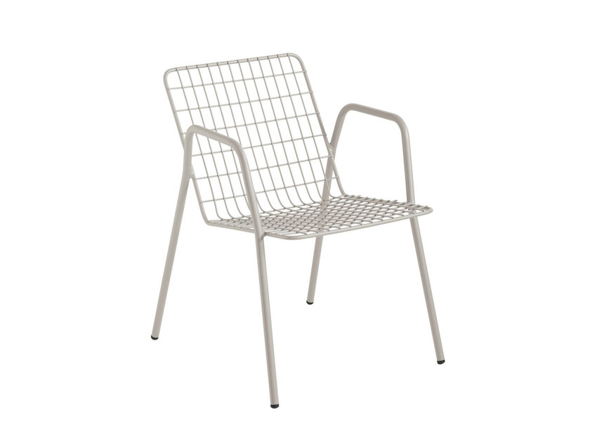 Garden chair with armrests RIVIERA | Chair - iSimar