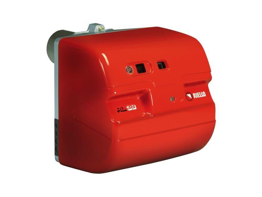 Heating unit and burner RL 28-190/M - RIELLO