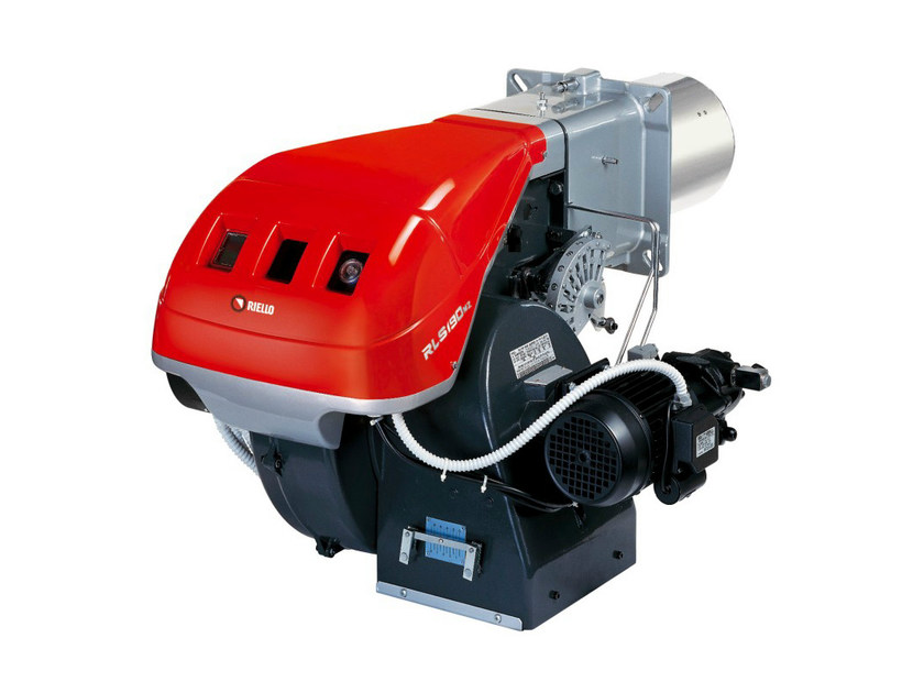 Heating unit and burner RLS 190-250/M MZ - RIELLO