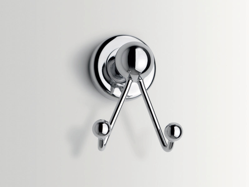 Robe hook / towel rack CIRCLE | Robe hook by BATH&BATH