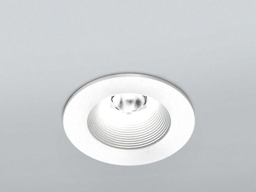 LED recessed spotlight ROBOTIC 6426 by Milan Iluminación