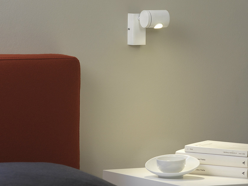 LED wall-mounted swivel spotlight ROBOTIC 6439 - Milan Iluminación