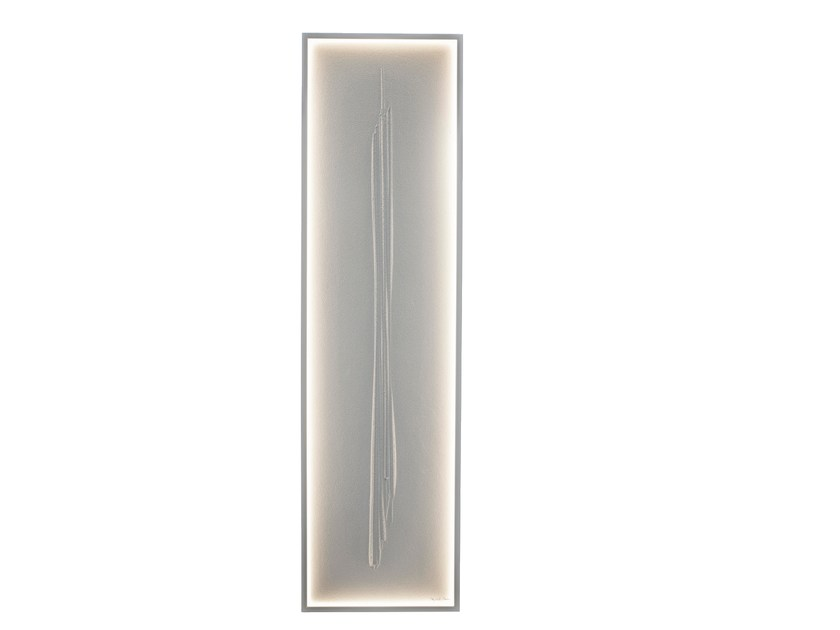 Olycale® radiator / decorative radiator ROC LED ZEN - CINIER Radiateurs Contemporains