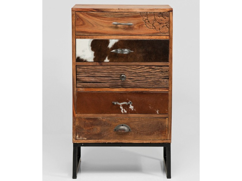 Free standing lacquered wooden chest of drawers RODEO | Chest of drawers - KARE-DESIGN