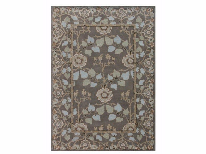 wool rug rodez dark grey poeme collection by jaipur rugs