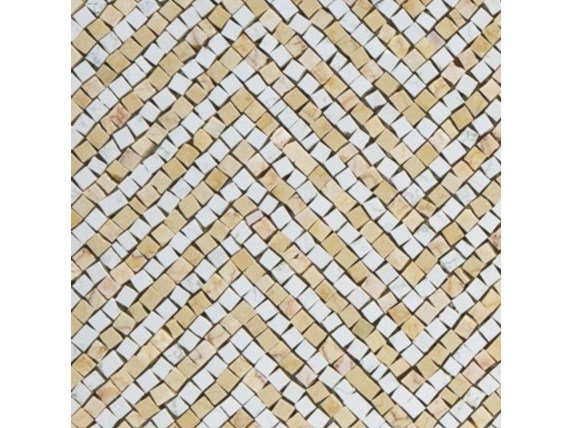 Marble mosaic RODI by FRIUL MOSAIC