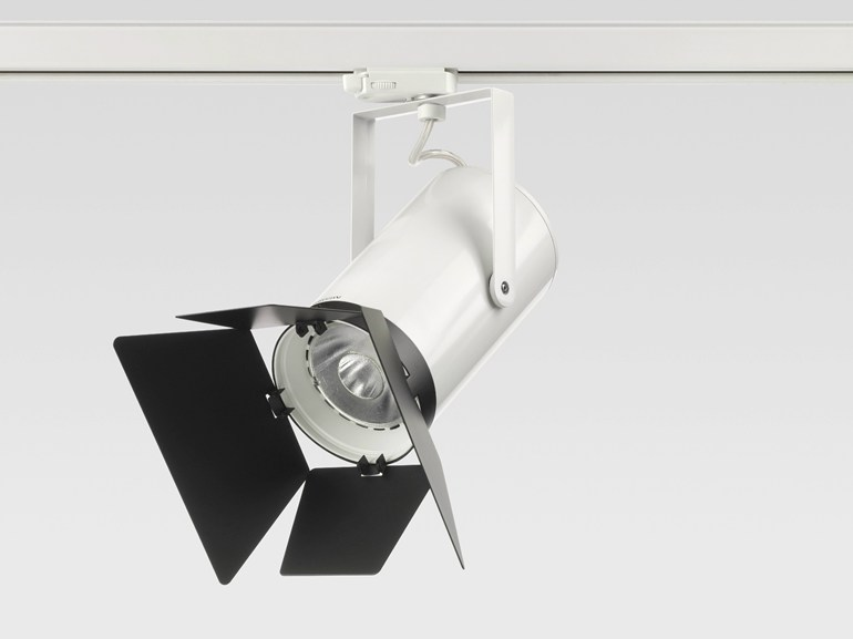 Adjustable Track-Light ROLL IOS | Ø 110 - Reggiani Illuminazione