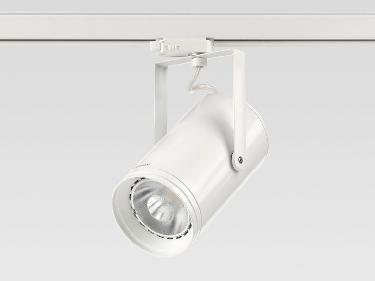 Adjustable Track-Light ROLL IOS | Ø 150 - Reggiani Illuminazione