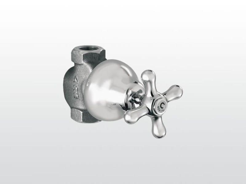 Chrome-plated washbasin tap ROMA   0/154 - RUBINETTERIE STELLA