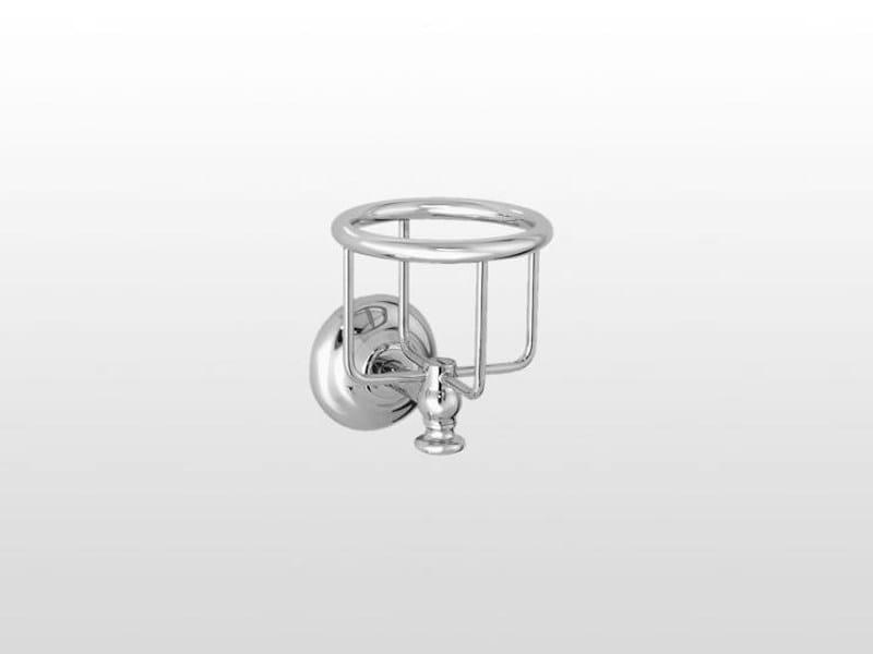 Metal toothbrush holder ROMA | 1012 - RUBINETTERIE STELLA