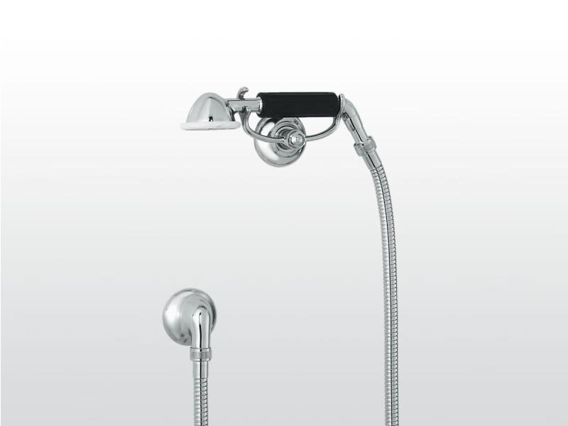 Handshower with hose with bracket ROMA | 304A - RUBINETTERIE STELLA