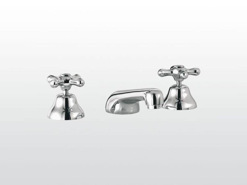 3 hole washbasin tap ROMA | 3222TC - RUBINETTERIE STELLA