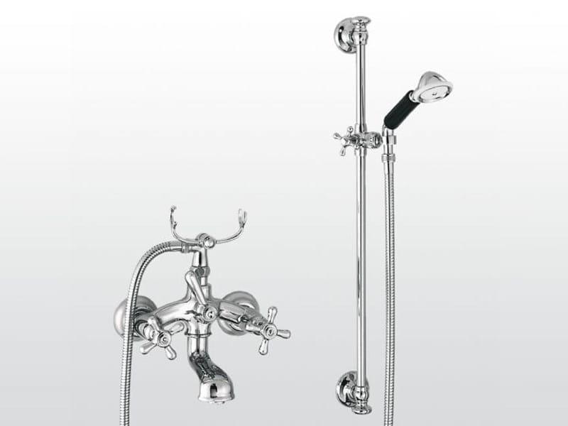 Wall-mounted bathtub tap ROMA | 3274/302/6 by RUBINETTERIE STELLA