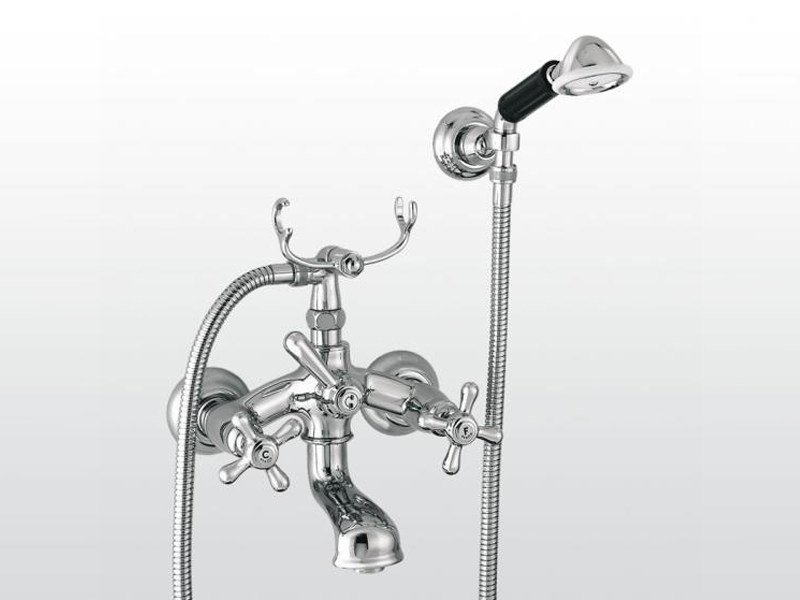 2 hole wall-mounted bathtub tap ROMA | 3274/305/6 - RUBINETTERIE STELLA