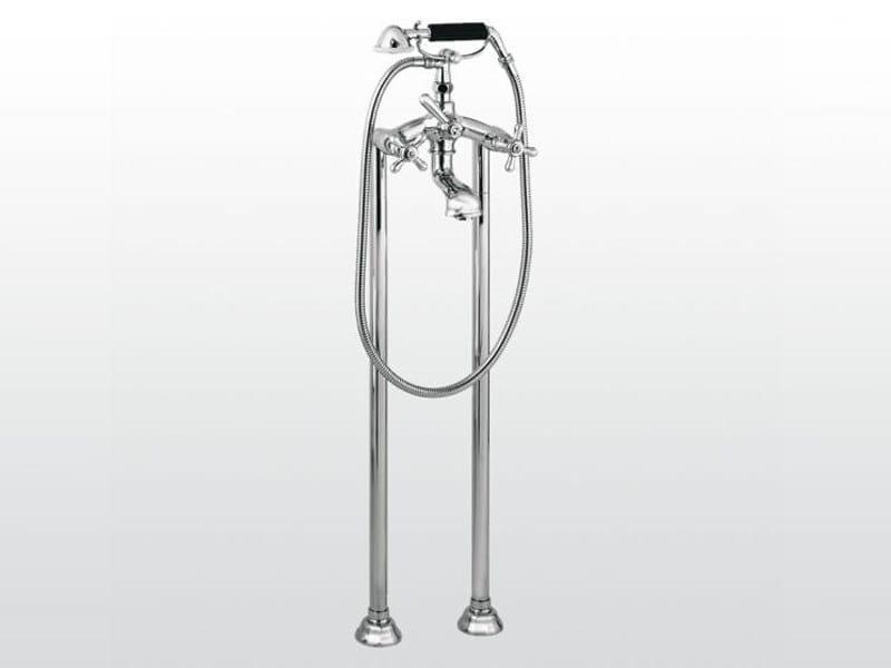 2 hole floor standing bathtub tap ROMA | 3274CL/306 by RUBINETTERIE STELLA
