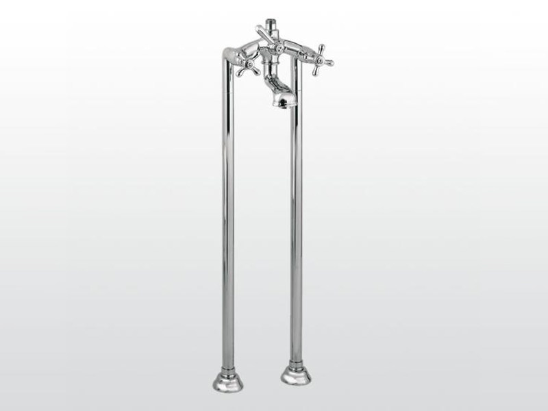 Classic style 2 hole bathtub tap ROMA | 3274CL by RUBINETTERIE STELLA