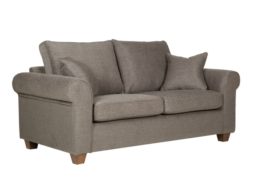 Upholstered 2 seater fabric sofa ROMANTIC | 2 seater sofa - SITS