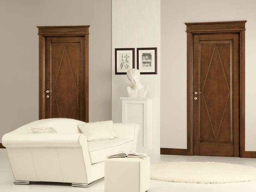 Solid wood door ROMBI - LEGNOFORM