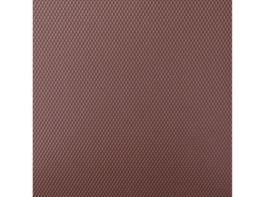Porcelain stoneware wall/floor tiles ROMBINI CARRÉ UNI RED by MUTINA