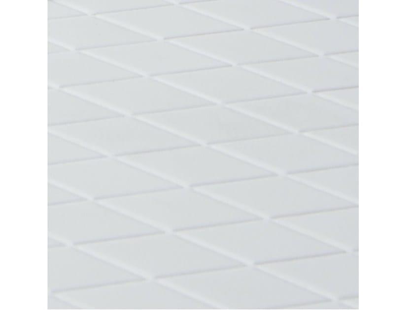 Revêtement de sol/mur en grès cérame ROMBINI LOSANGE WHITE by MUTINA