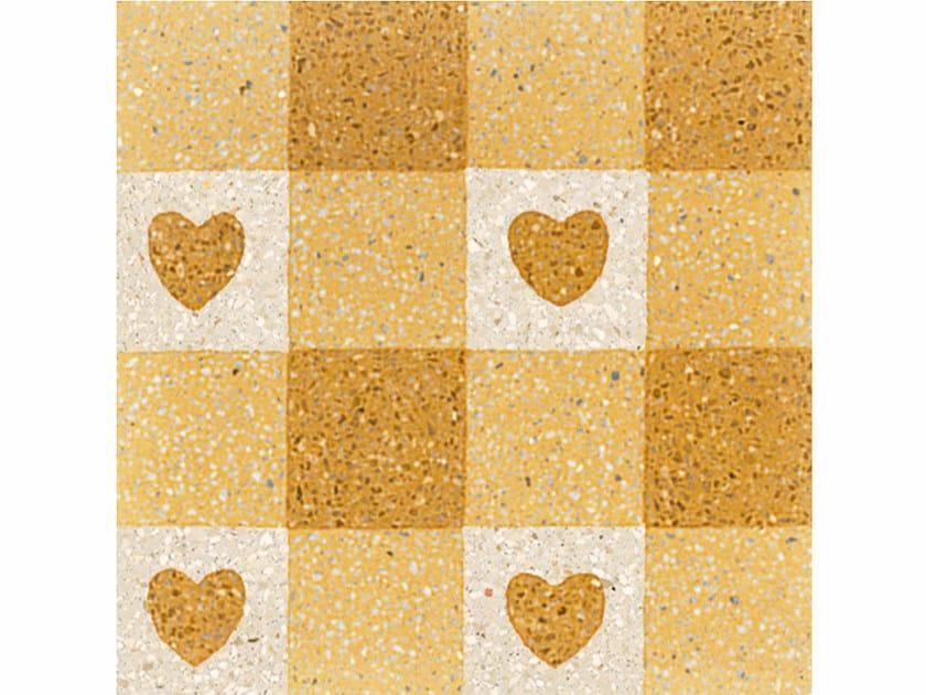 Marble grit wall/floor tiles ROMEO E GIULIETTA by Mipa