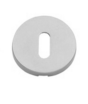 Round keyhole escutcheon 50RT | Keyhole escutcheon - Frascio